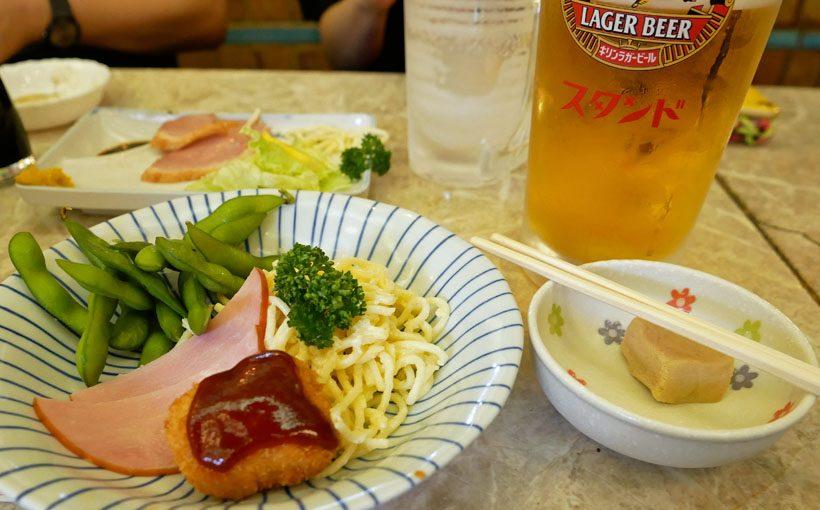 京都・新京極 「京極スタンド」の生ビールセット