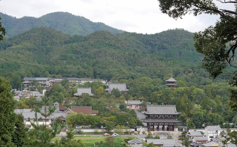 京都 双ヶ岡・成就山・衣笠山を「登頂」