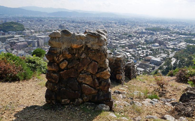 大文字山 眺望よしも、思わぬトラブル続発