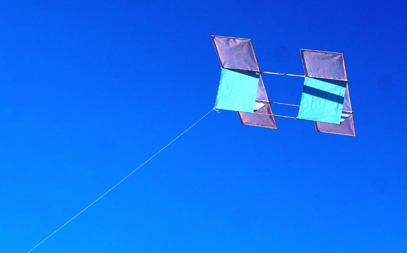 凧 凧 揚がれ