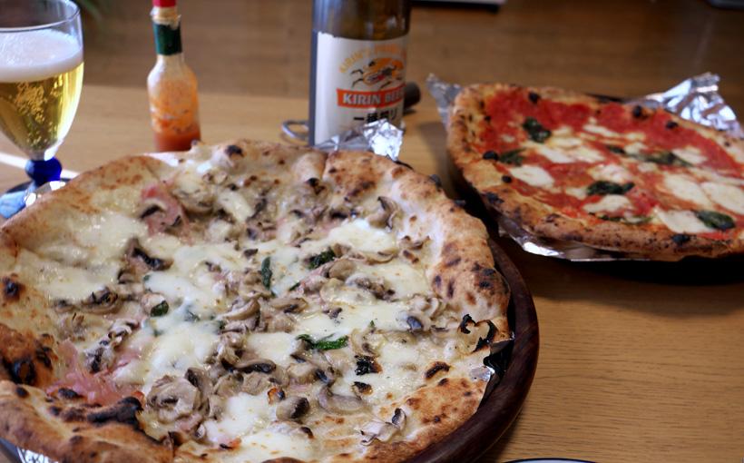 豊中 ラ ピッツェリア ダ ニーノのピッツアをテークアウト