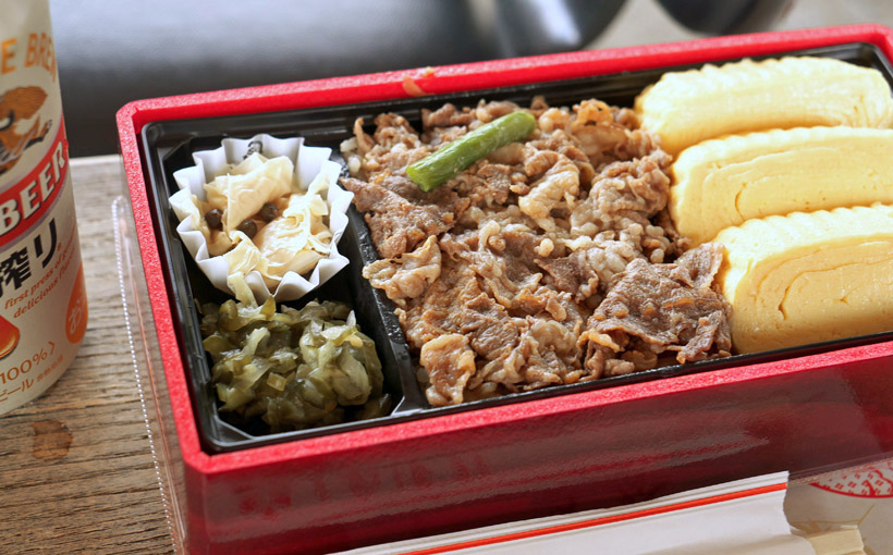 JR・ICOCA大回り乗車 北近畿ルートの3食