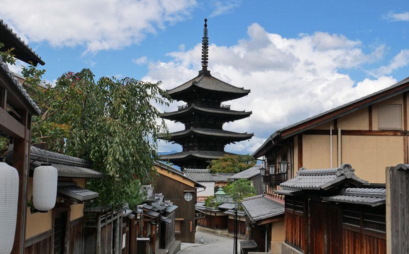 京城勝覧を巡る 初一日 東山から大将軍へ