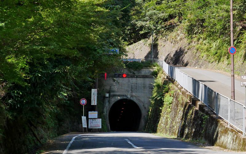 京城勝覧を巡る 第七日 愛宕山鉄道の廃線跡と大河内山荘